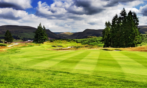 Gleneagles - Centenary PGA Hole 1