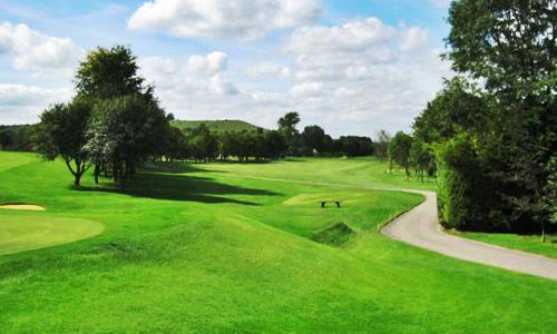 Ellesborough Golf Club - Hole 1