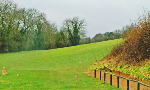 Chartridge Park Golf Club - hole 7
