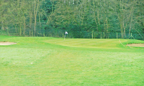 Chartridge Park Golf Club - hole 15