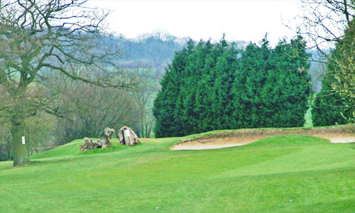 Chartridge Park Golf Club - hole 17