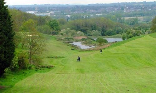 Hinksey Heights Golf Club - hole 3